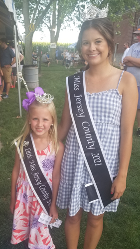 Miss and Little Miss Jersey County