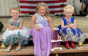 Introducing the 2021 Bluffs Picnic royalty